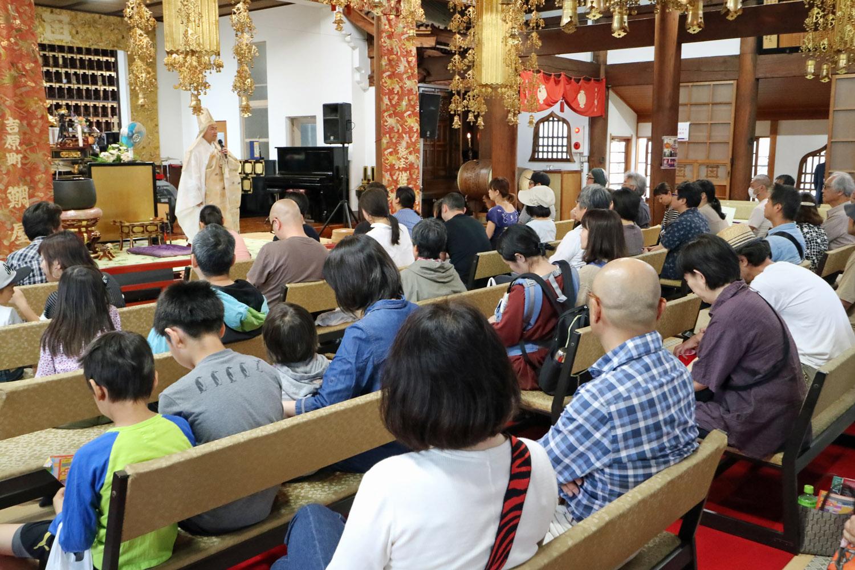 第10回寺音祭と第6回寺っテラ市