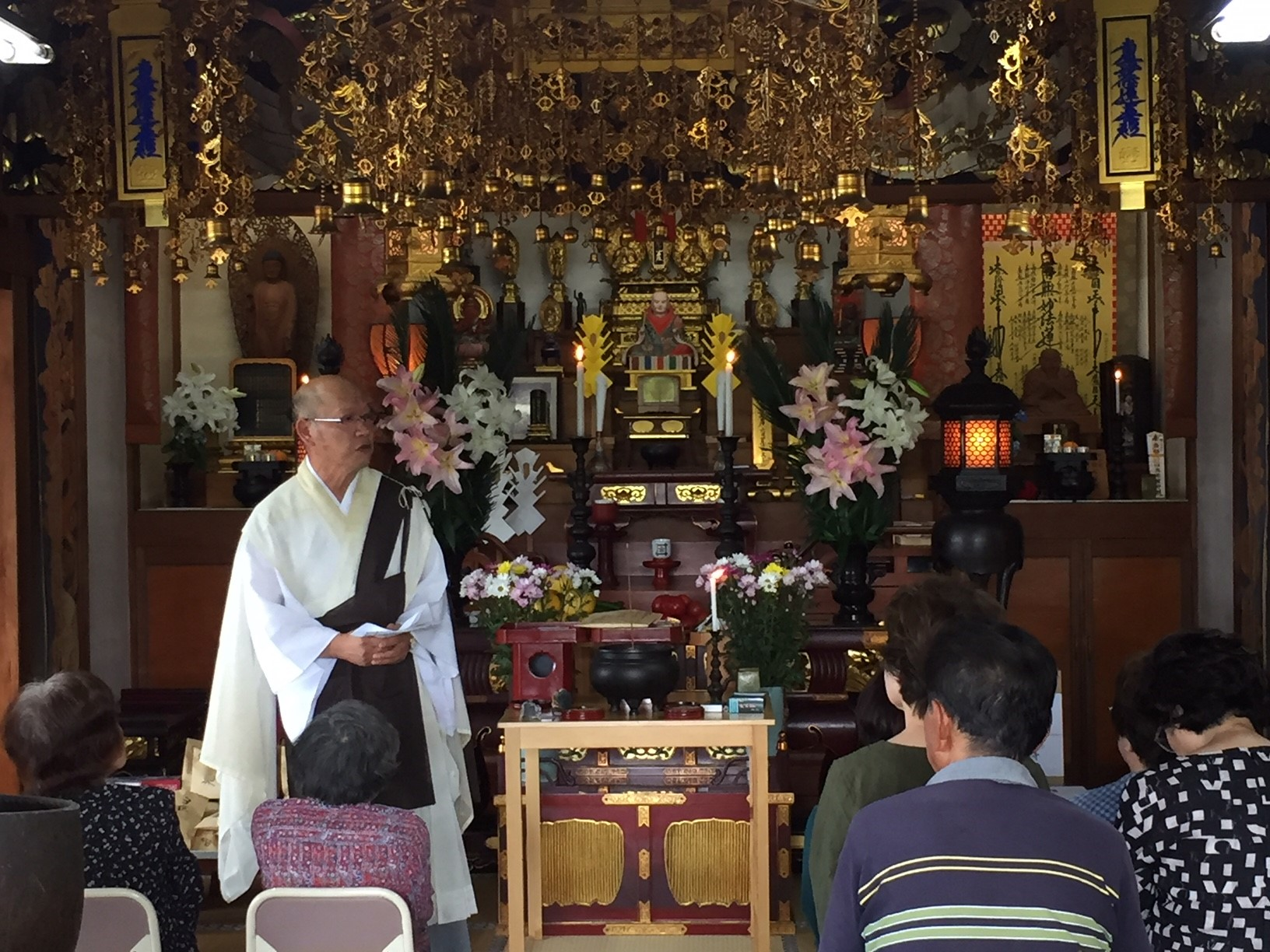平成30年度日本国内震災被災地復興祈願読誦会・第41回交通安全祈祷会