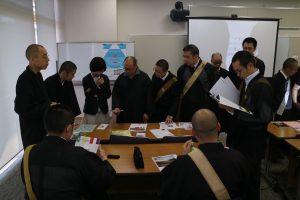 布教師会の総会と研修会が開催されました