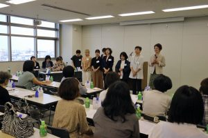 寺庭婦人会の総会と研修会が開催されました
